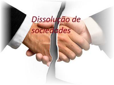 DISSOLUÇÃO DE SOCIEDADE - AVALIAÇÃO